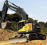 Экскаватор Volvo ECR305CL