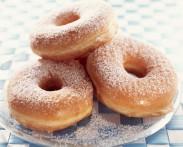 Продажа пончиков – фаст-фуд на все времена