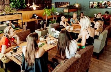 Классическое кафе как пример рентабельного и быстро окупаемого предприятия