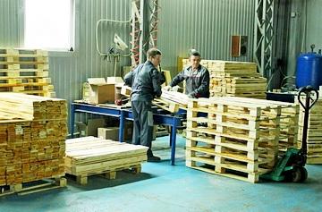 Производство деревянных поддонов: что нужно знать, чтобы наладить прибыльное дело