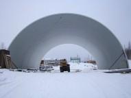 Строительные услуги в зимний период