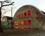 Возведение полуцилиндрических зданий