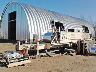 Доходный бизнес на бескаркасном арочном строительстве