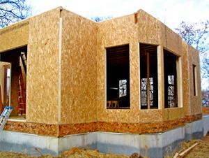 Строим по-американски, или канадские дома из ОСП – мечта, ставшая реальностью