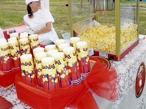 Производство и продажа попкорна. Как заработать на попкорне