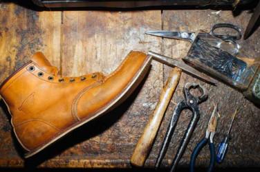 Открываем мастерскую по ремонту обуви