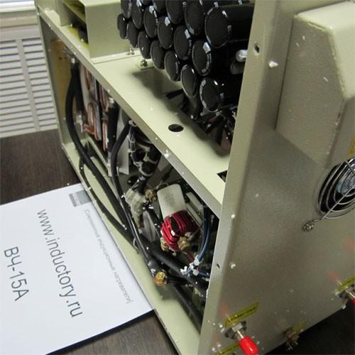 ВЧ-15А высокочастотный индукционный нагреватель ООО ТД-РИО.