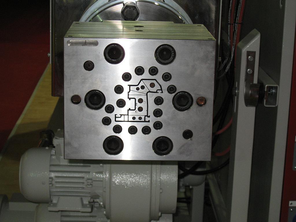 Экструдер для алюминия своими руками