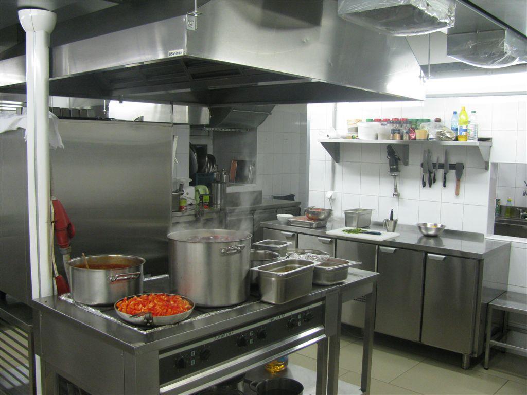 Business plan kitchen equipment
