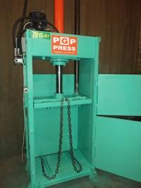 Пресс ручной для пластика