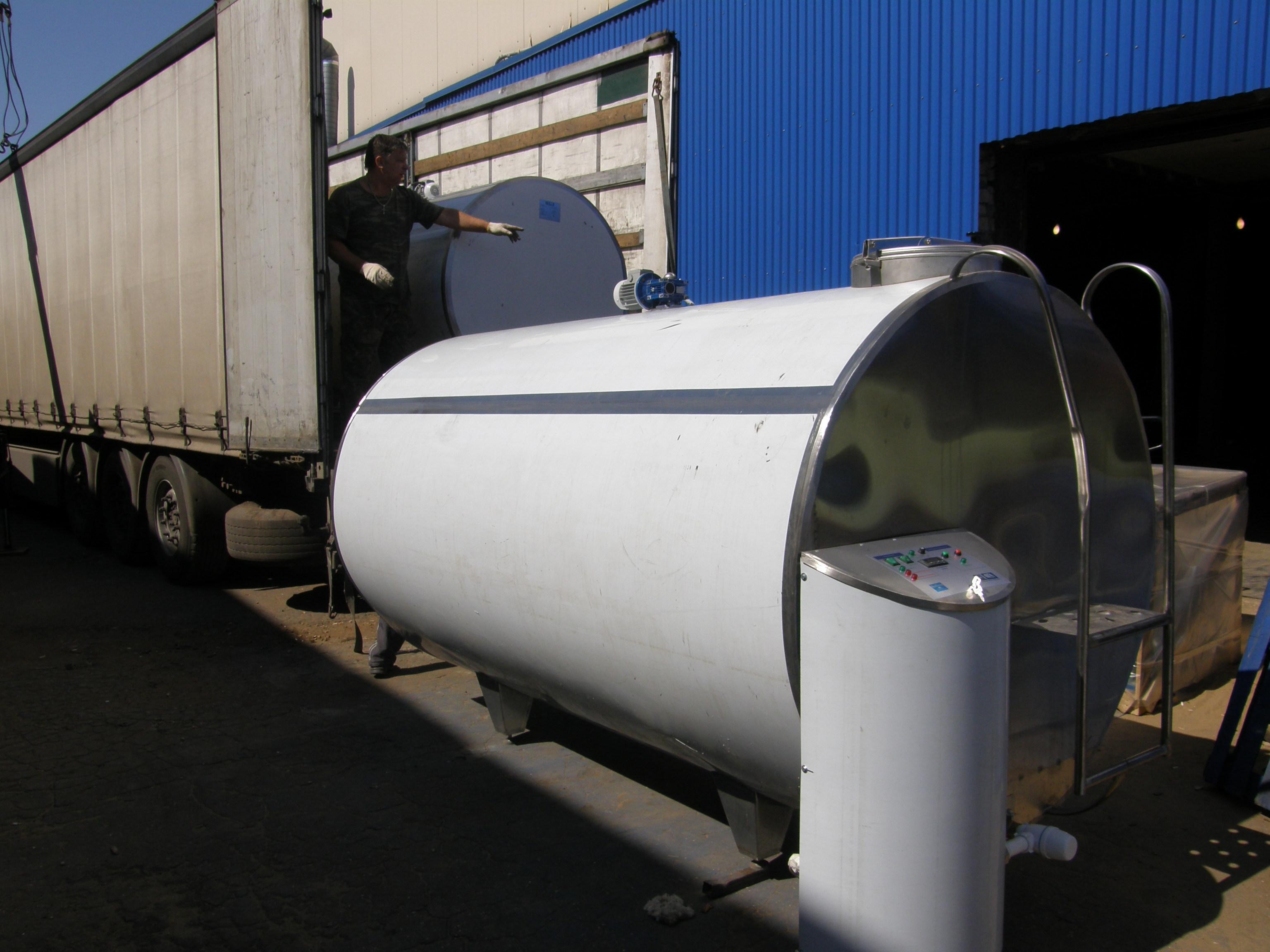 ВТатарстане стартует программа поставки танков-охладителей молока