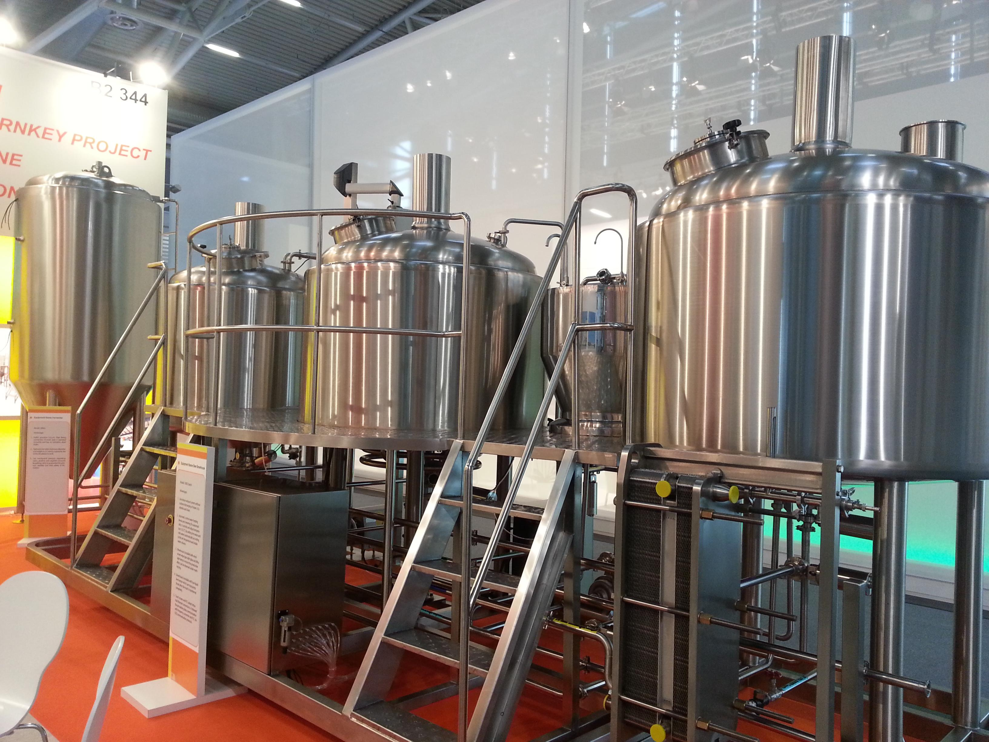 the logistics strategy for brewery industry commerce essay The evolution of today's brewery supply chain some design considerations and what the future may hold  these changes are mirrored within the logistics industry.
