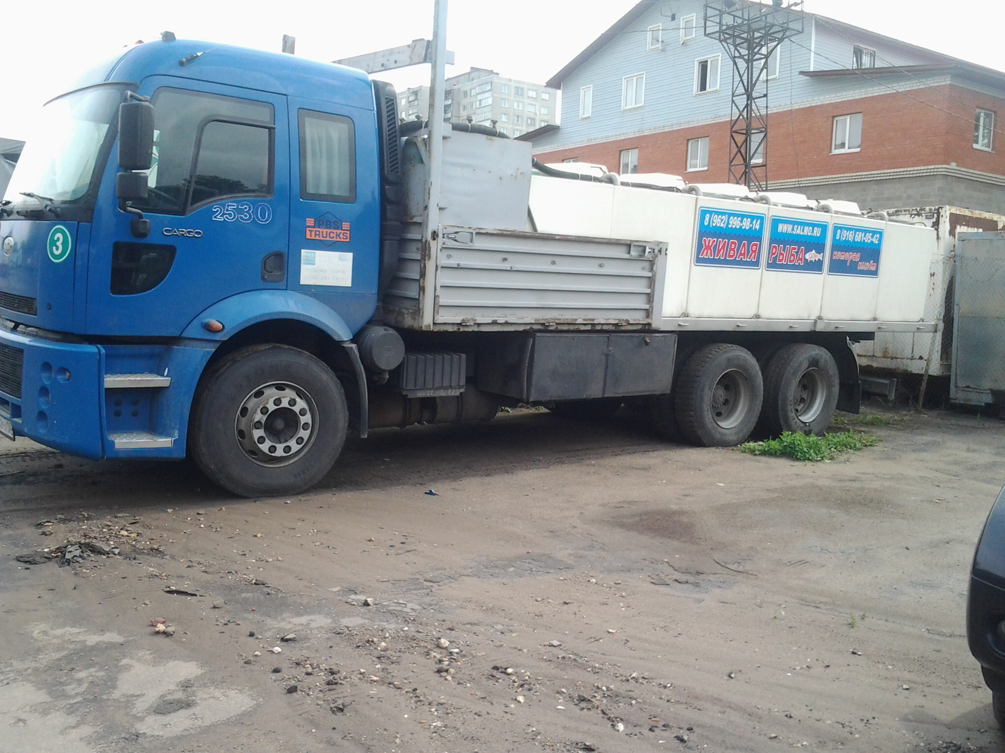 FORD CARGO 2530