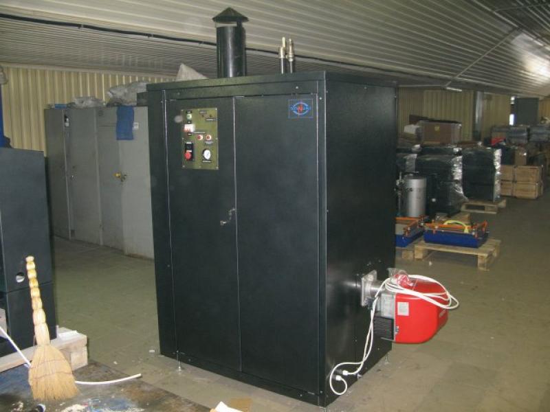 парогенератор газе промышленные