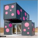 Переделываем контейнеры в жилые домики для дачи