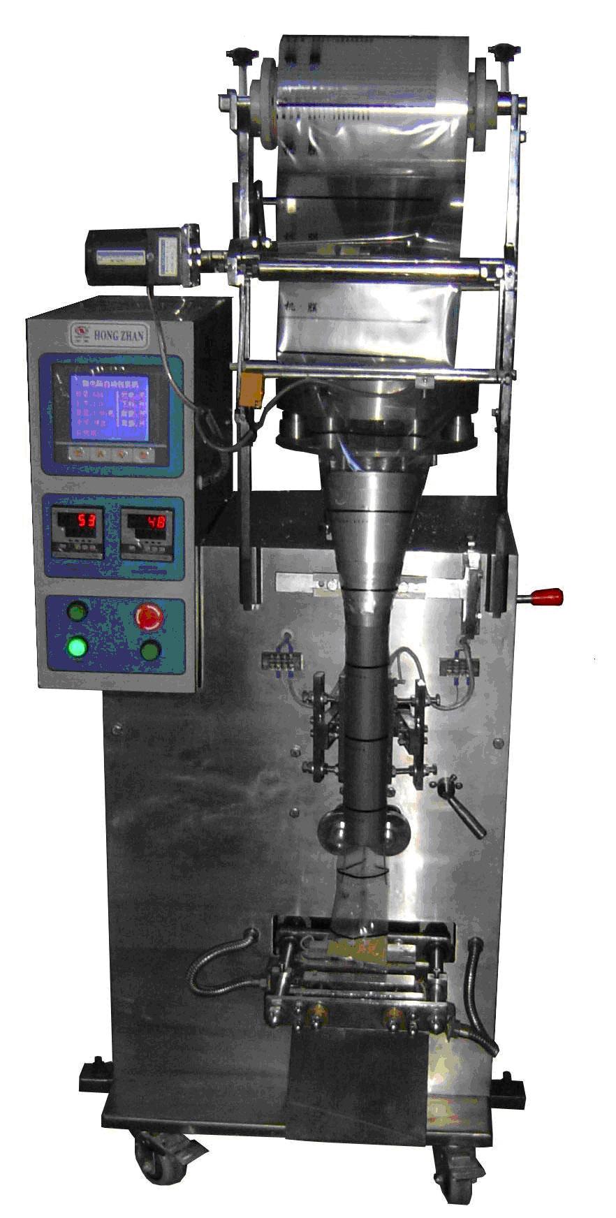 Полуавтомат для изготовления трех шовного пакетика типа саше