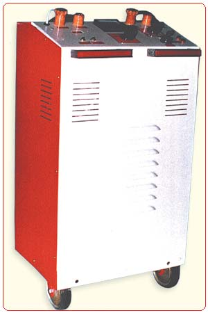 Пускозарядное устройство типа Э - 411М, особенности: - предназначено для заряда аккумуляторных батарей с номинальным...