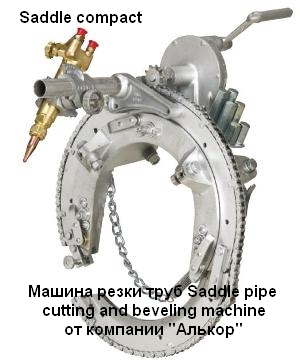 Машины резки труб SADDLE pipe beveling machine machine