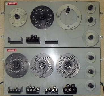 Фланцевые адаптеры Haweka на вал 40 мм.