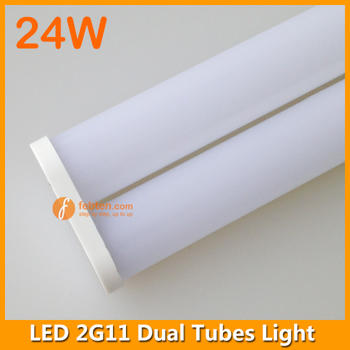 24W LED 2G11 Dual Tubes Light 542mm 4pins из Китая