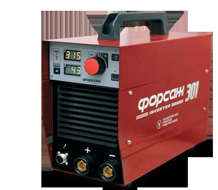 Промышленный трехфазный сварочный инвертор ФОРСАЖ-301 представляет собой аппарат для ручной дуговой сварки плавкими...
