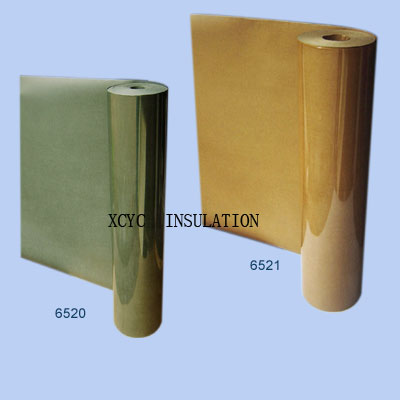 6520-Polyester Film /Fish Paper Flexible Composite Material