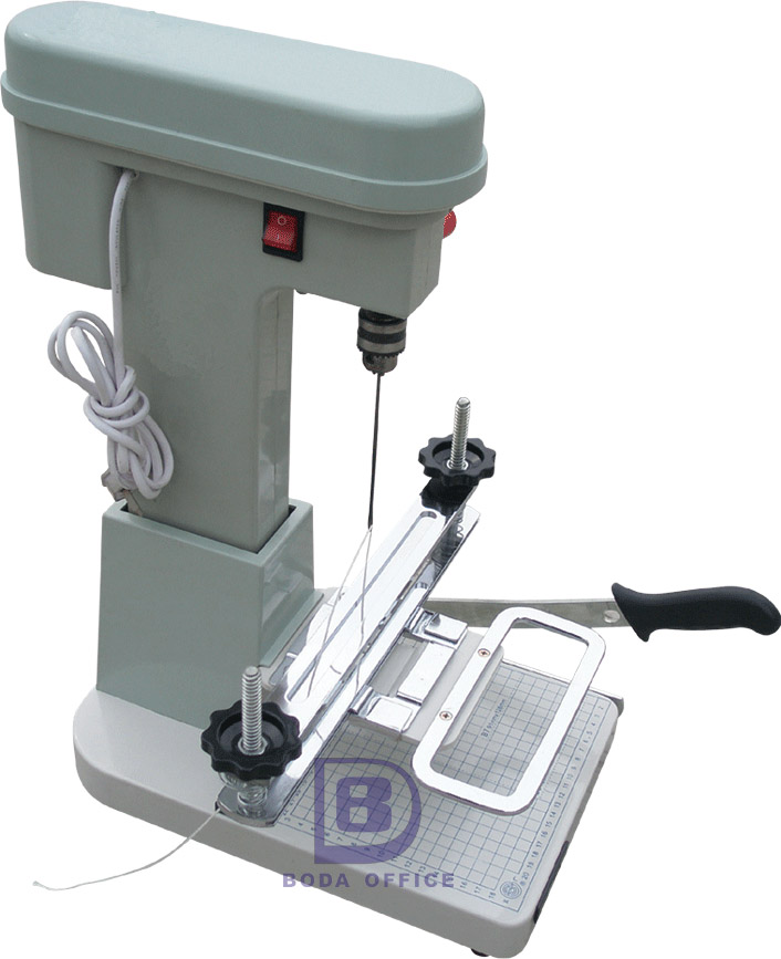 Electric binding machine