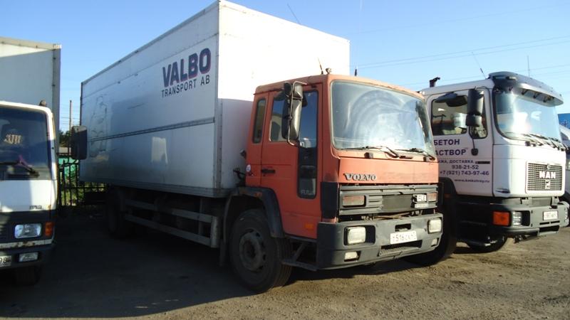 Спецтехника: VOLVO FL6 грузовой фу…