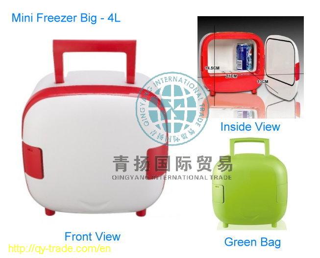 Переносной термоэлектрический холодильник Автомобильный...