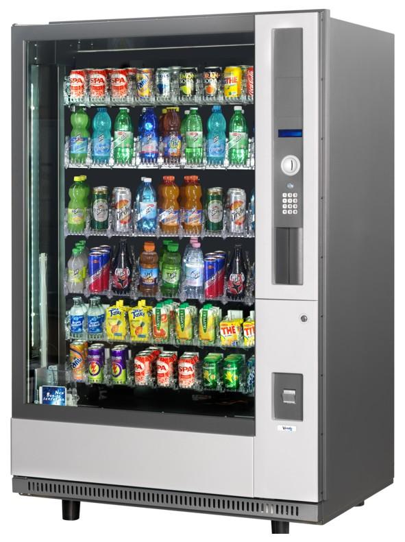 Торговый автомат G-Drink.