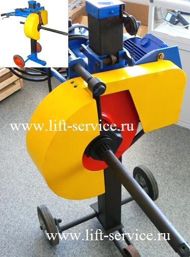 Гайковерт Г-120 (И-330) электрический для грузового шиномонтажа.  Москва. в наличии.  ООО Подъемник-Сервис.