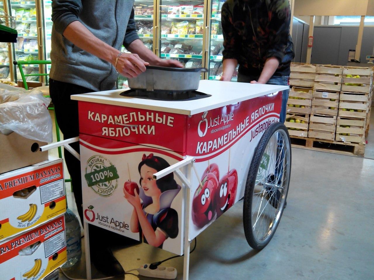 карамелизатор для яблок купить активность