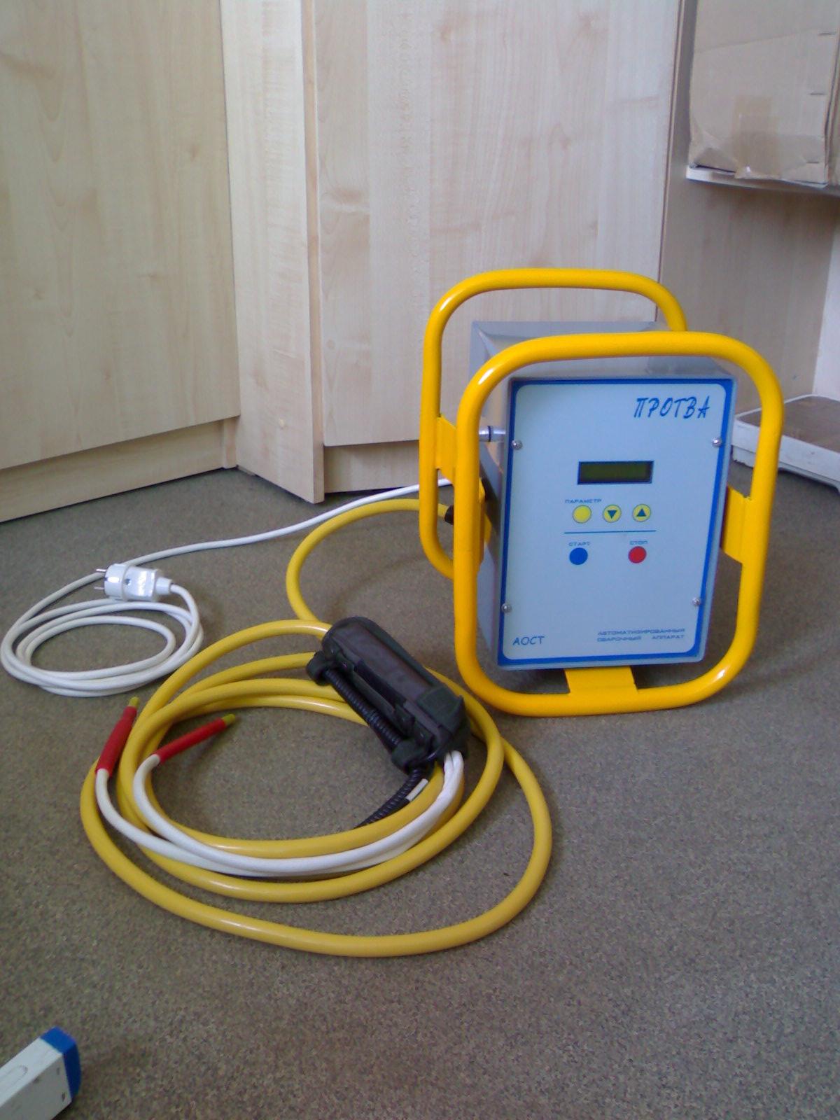 Аппарат для муфтовой сварки п/этилен труб Протва