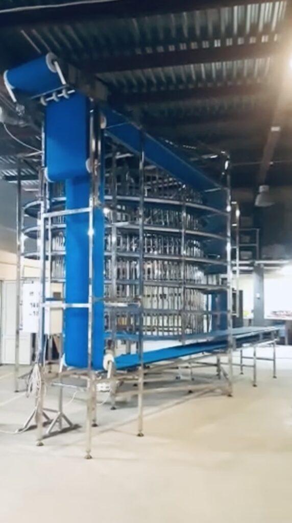 Спиральный конвейер цена транспортеры для чистки навоза