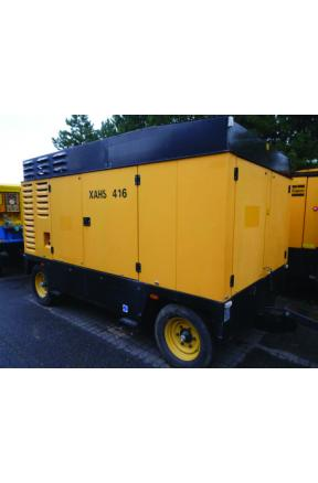 Компрессор Atlas Copco XAHS416 MD