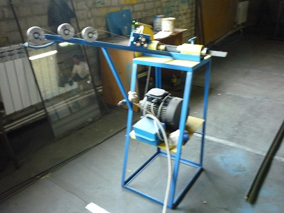 Оборудование для старта собственного бизнеса - станок и оборудование для изготовления сетки-рабица...