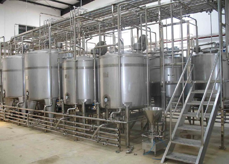 Dairy food industry waste into energy
