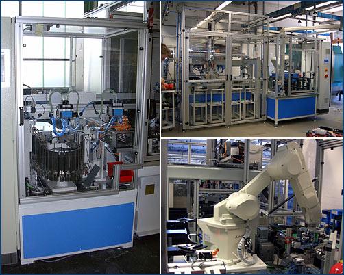 Автоматизация производства, автоматизация технологических процессов.