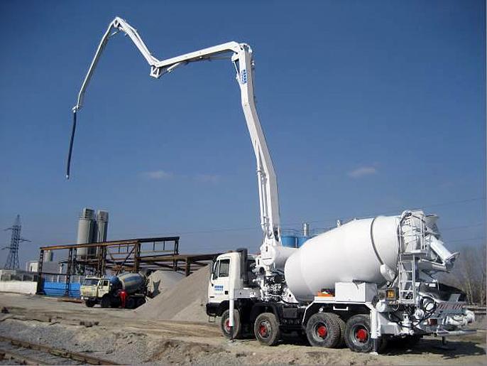 Бетонная смесь для перекачки бетононасосами лысьва купить бетон