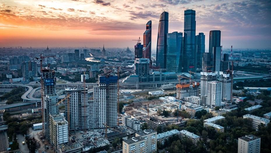 Банк РФ задумался опереезде в«Москва-сити»