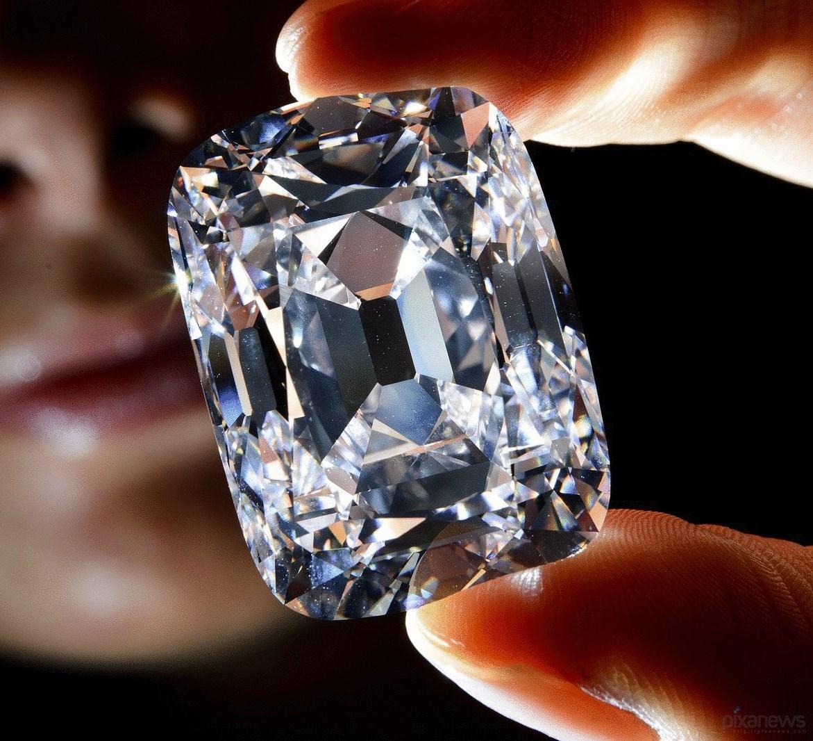 лисой самый крупный бриллиант в мире фото приходил навещать меня