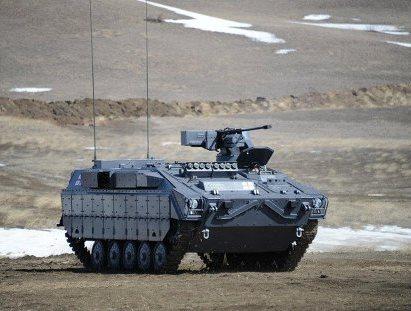 В России создан материал делающий боевые машины невидимыми