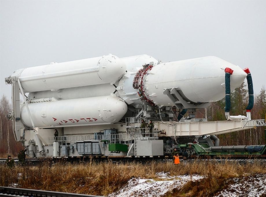 «Роскосмос» рассчитывает сделать сверхтяжелый носитель к 2028