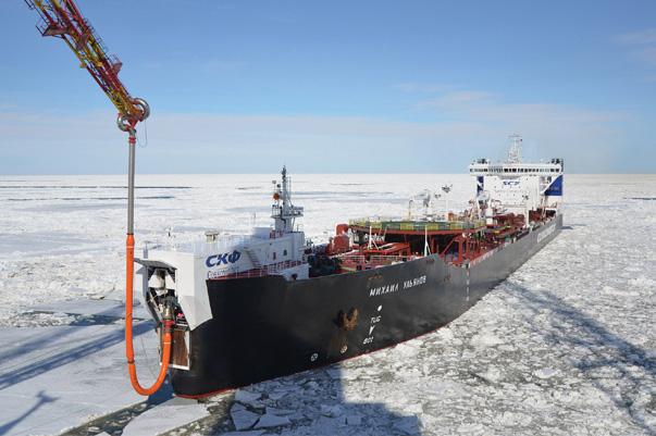 Судоверфь «Звезда» и«Роснефтефлот» договорились остроительстве 10 арктических танкеров
