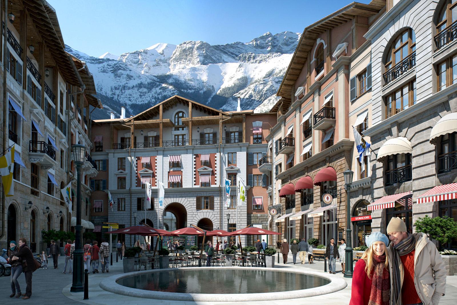 Swissotel в«Горки Городе» вполне может стать отелем смедицинскими услугами