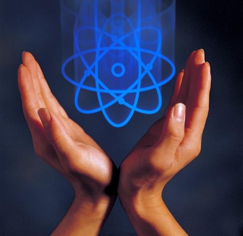 Как сделать энергию в руках