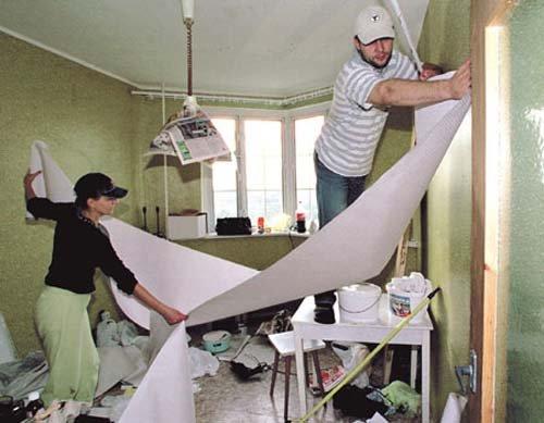 Существуют ли какие то правила по ремонту квартиры?
