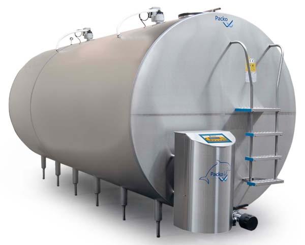 танки-охладители молока, «VSETANKI»