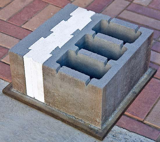 Блоки для строительства фото