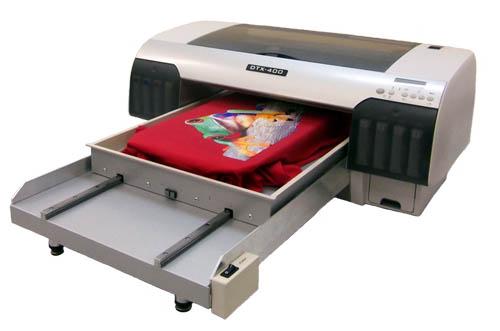 Текстильные принтеры для вашего бизнеса
